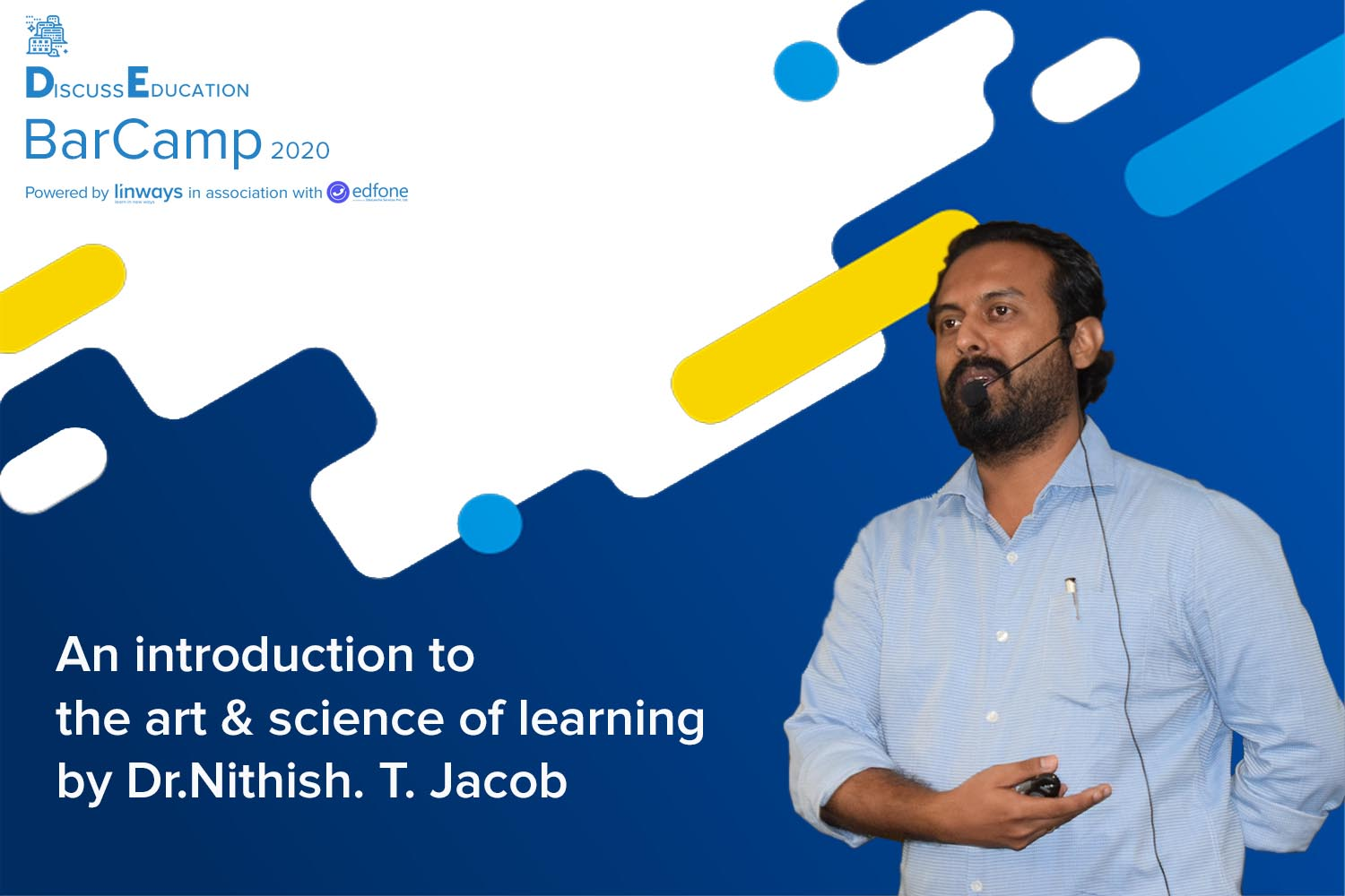 An introduction to the art & science of learning by Dr. Nithish. T. Jacob
