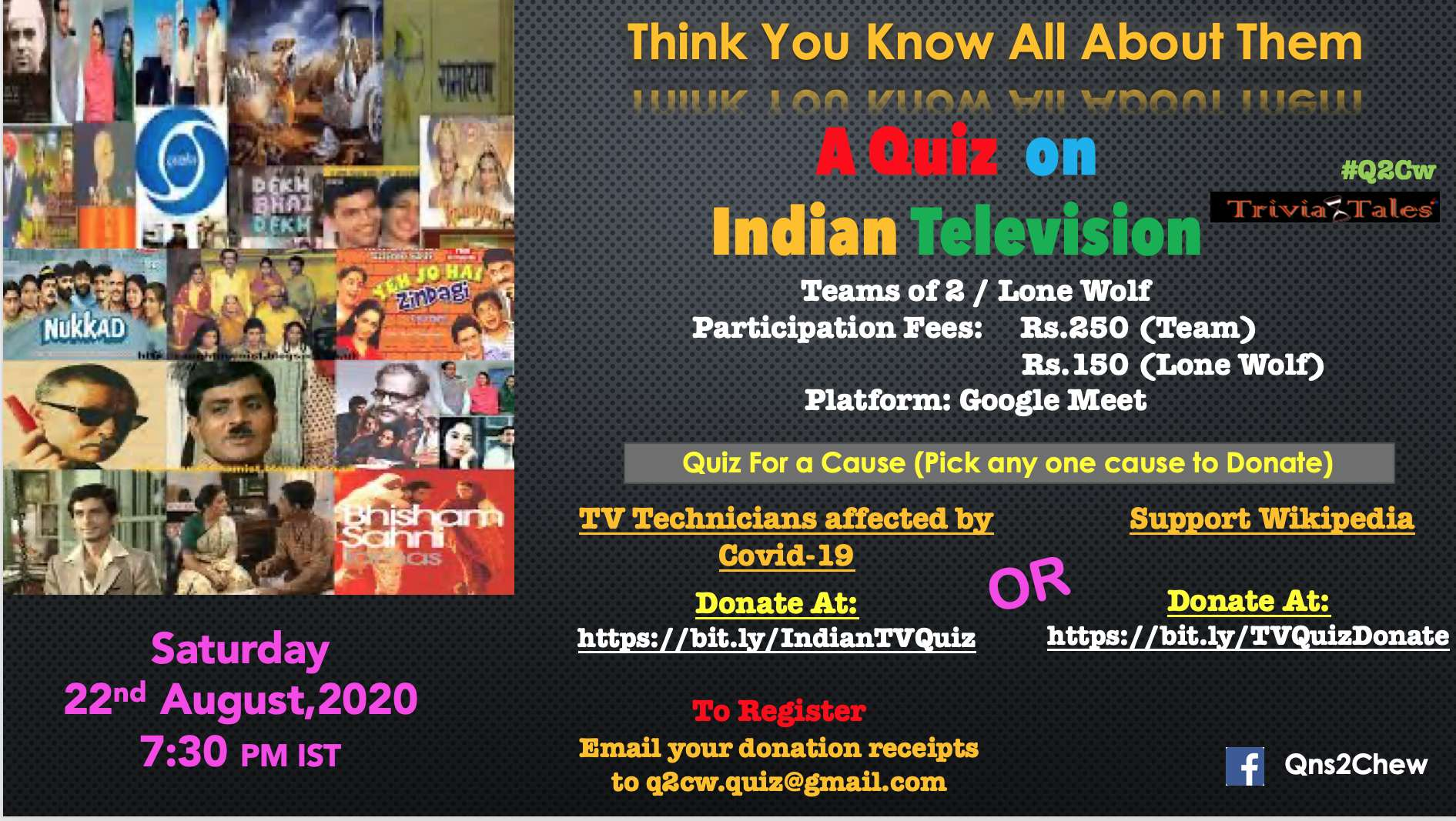 The Indian Television Quiz