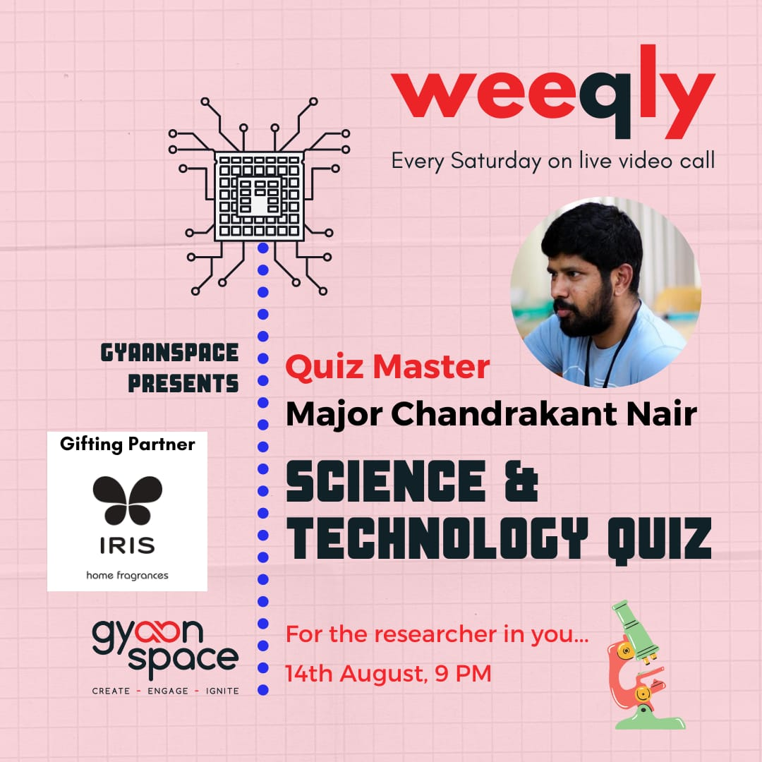 Science and Technology Quiz