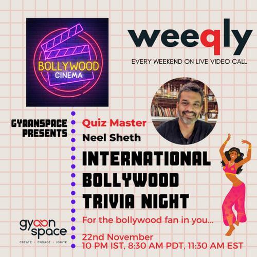 International Bollywood Trivia Night