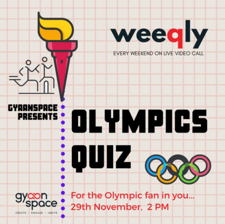 Weeqly Olympics Quiz