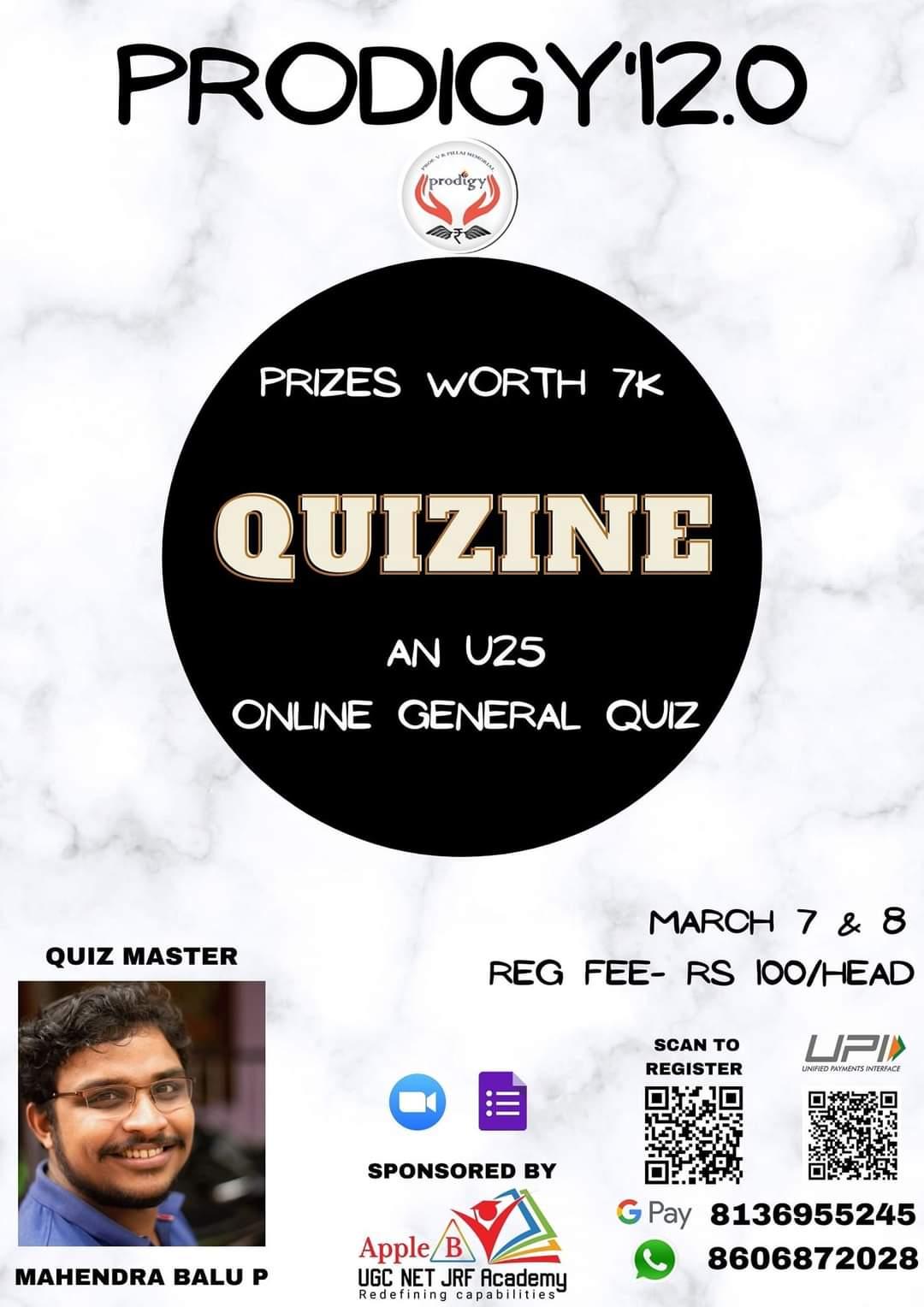 Quizine